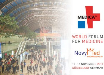 NovyMed International featured at MEDICA 2017 – World Forum For Medicine